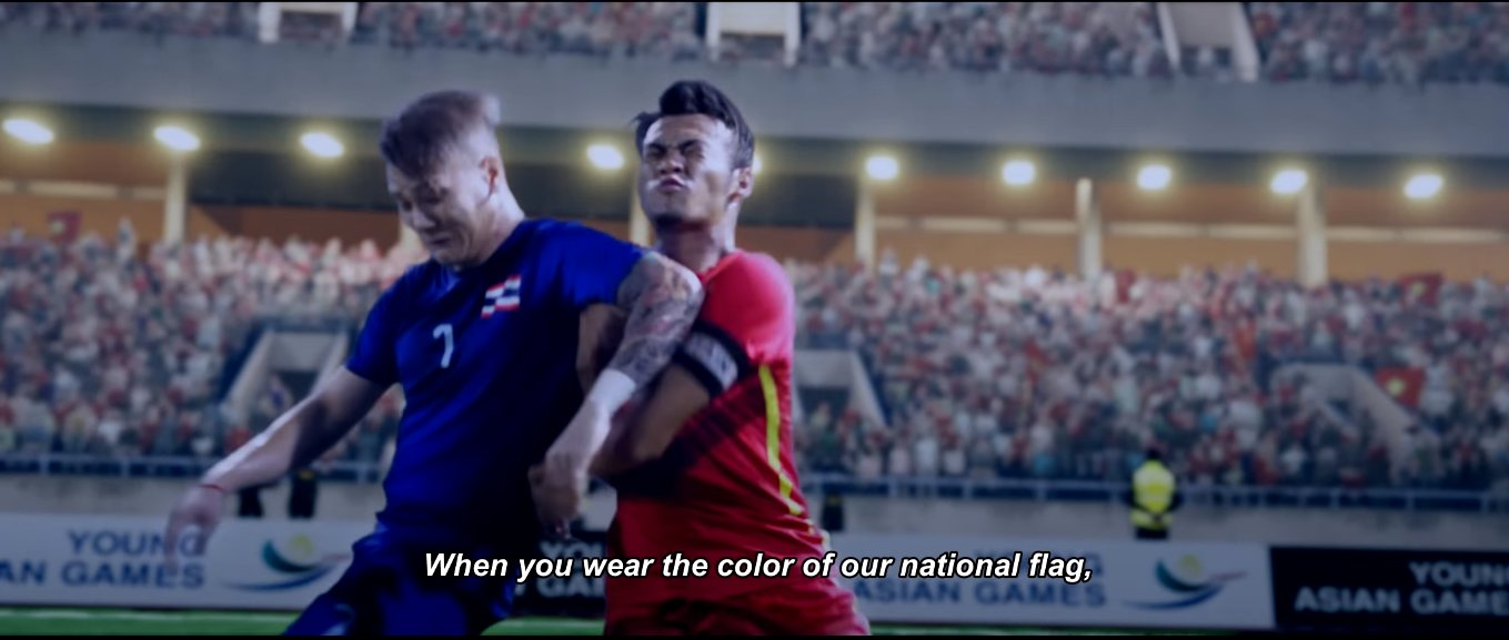 '11 niềm hy vọng': Lan tỏa niềm tự hào, tái hiện khoảnh khắc lịch sử của những người hâm mộ bóng đá Việt Nam