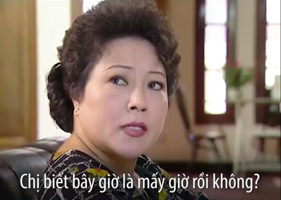 Đây mới chính là mẹ chồng đỉnh cao nhất trên màn ảnh Việt nhé!