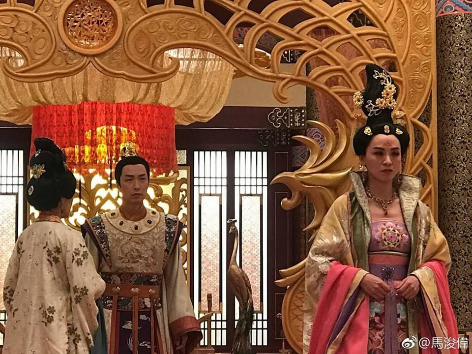 Cuộc chiến sống còn giữa Đường Huyền Tông và Thái Bình Công chúa