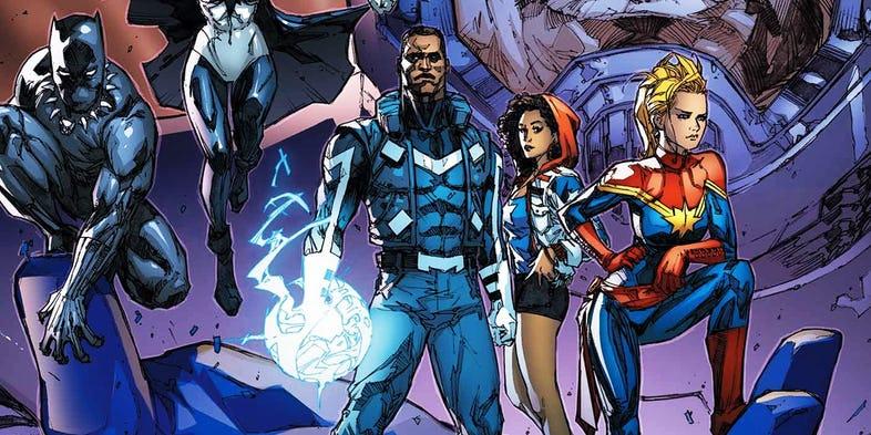 Disney xác nhận: Sau phim 'Avengers 4' sẽ có nhiều nhóm siêu anh hùng mới