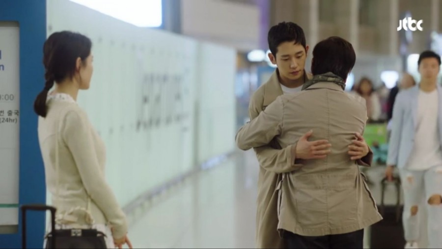 Vừa gương vỡ lại lành, 'chị đẹp' Son Ye Jin đã nhận được lời đề nghị sống chung từ Jung Hae In
