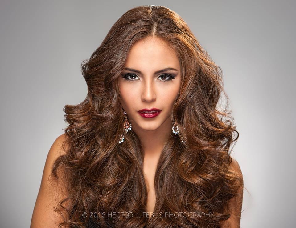 Brenda Azaria (Puerto Rico) - Á hậu 3 Miss Grand International - Hoa hậu hoà bình quốc tế 2017.