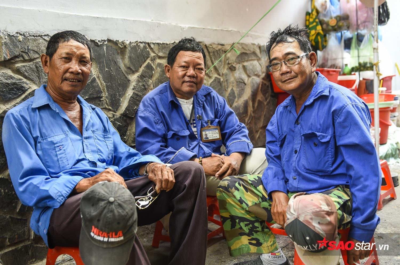 Hiệp đoàn xe ôm phường Tân Định (Q.3, TP. HCM) được thành lập vào năm 2007 với 5 thành viên đều đã ngoài 50, nhằm bảo vệ trật tự khu vực.