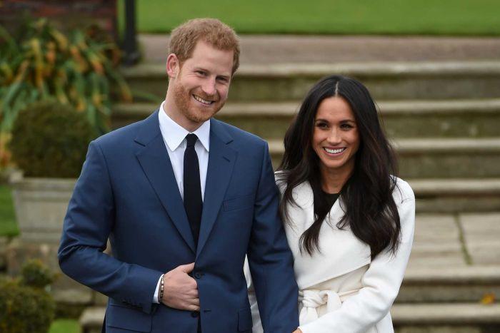 Meghan Markle sẽ trở thành người Hoàng gia khi kết hôn với Hoàng tử Harry vào 19/5 tới. Ảnh: Reuters