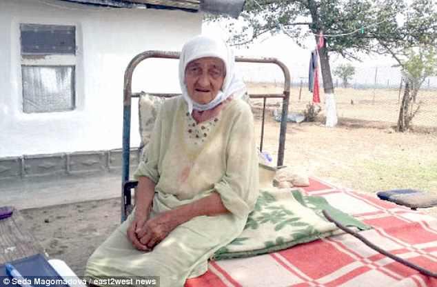 Quỹ hữu trí Nga cho biết, tại nước này có 37 người sống trên 110 tuổi, bao gồm cả cụ Koku. Ảnh:Seda Magomadova/east2west news