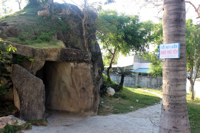 Lối vào đền Anrê.