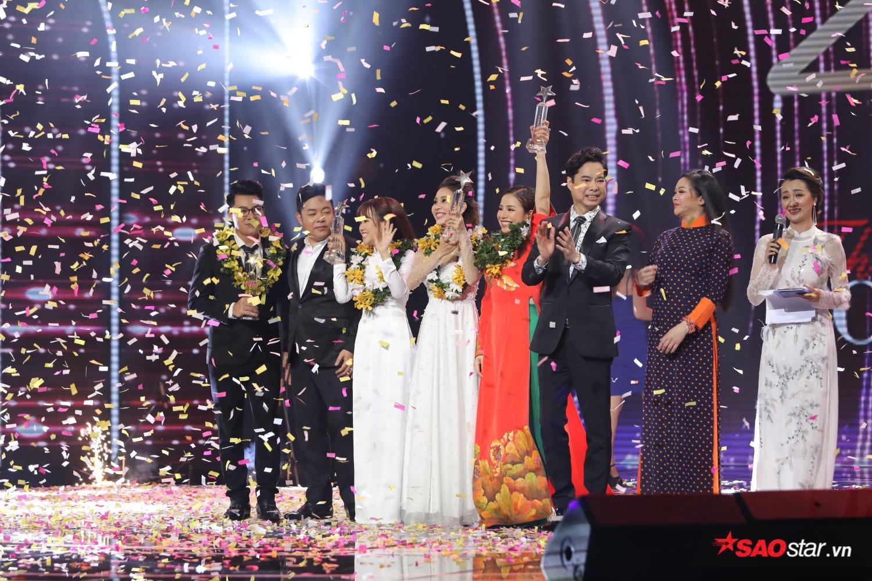 Học trò Ngọc Sơn - Tiến sĩ 9x Duy Cường đăng quang quán quân Thần tượng Bolero 2018