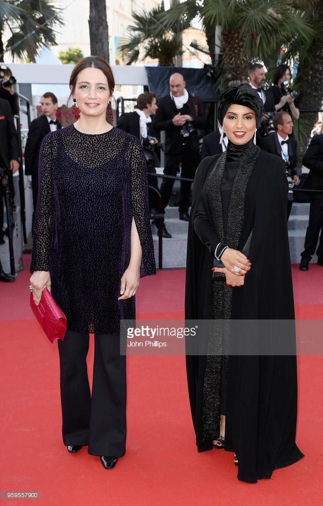 Nadine Labaki và Fatma Al Remaihi