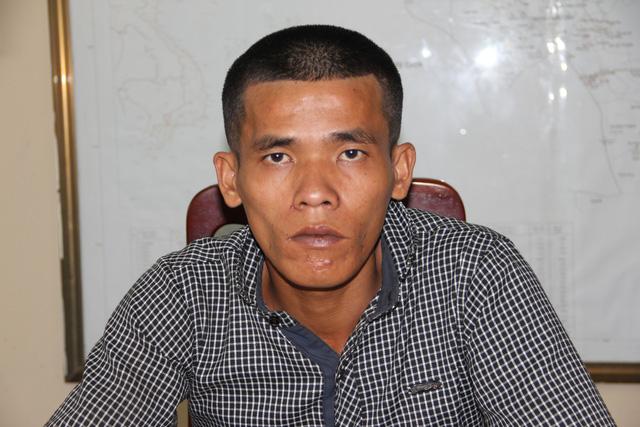 Đối tượng Nguyễn Minh Tâm. Ảnh: Dân Trí.