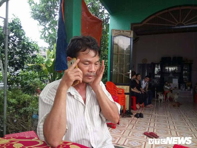 Ông Hoàng liên tục nhận được những cuộc gọi động viên, hỏi thăm của nhiều người sau khi sự việc xảy ra.