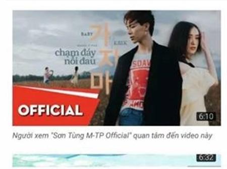 Không chỉ MV của Chi Pu, phải chăng Sơn Tùng còn bí mật xem sản phẩm âm nhạc mới nhất của ERIK?