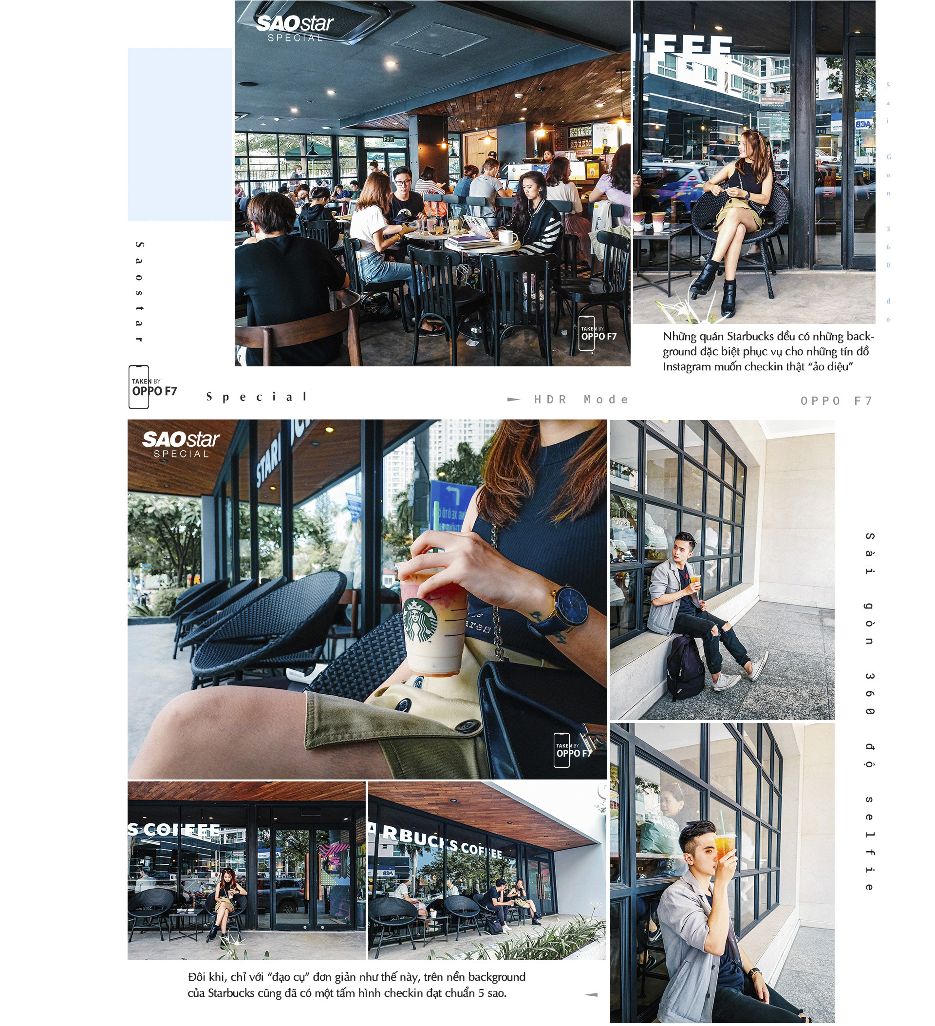 Sài Gòn 360 độ SELFIE & CHECKIN - Chụp ngay đi!