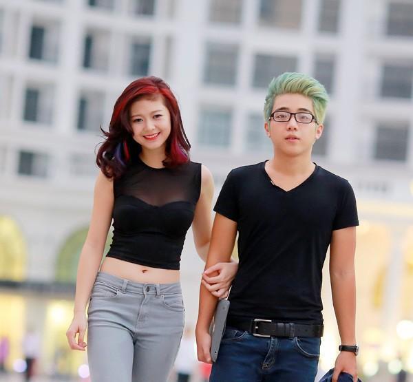 Liz và Toki cũng từng có khoảng thời gian hẹn hò.