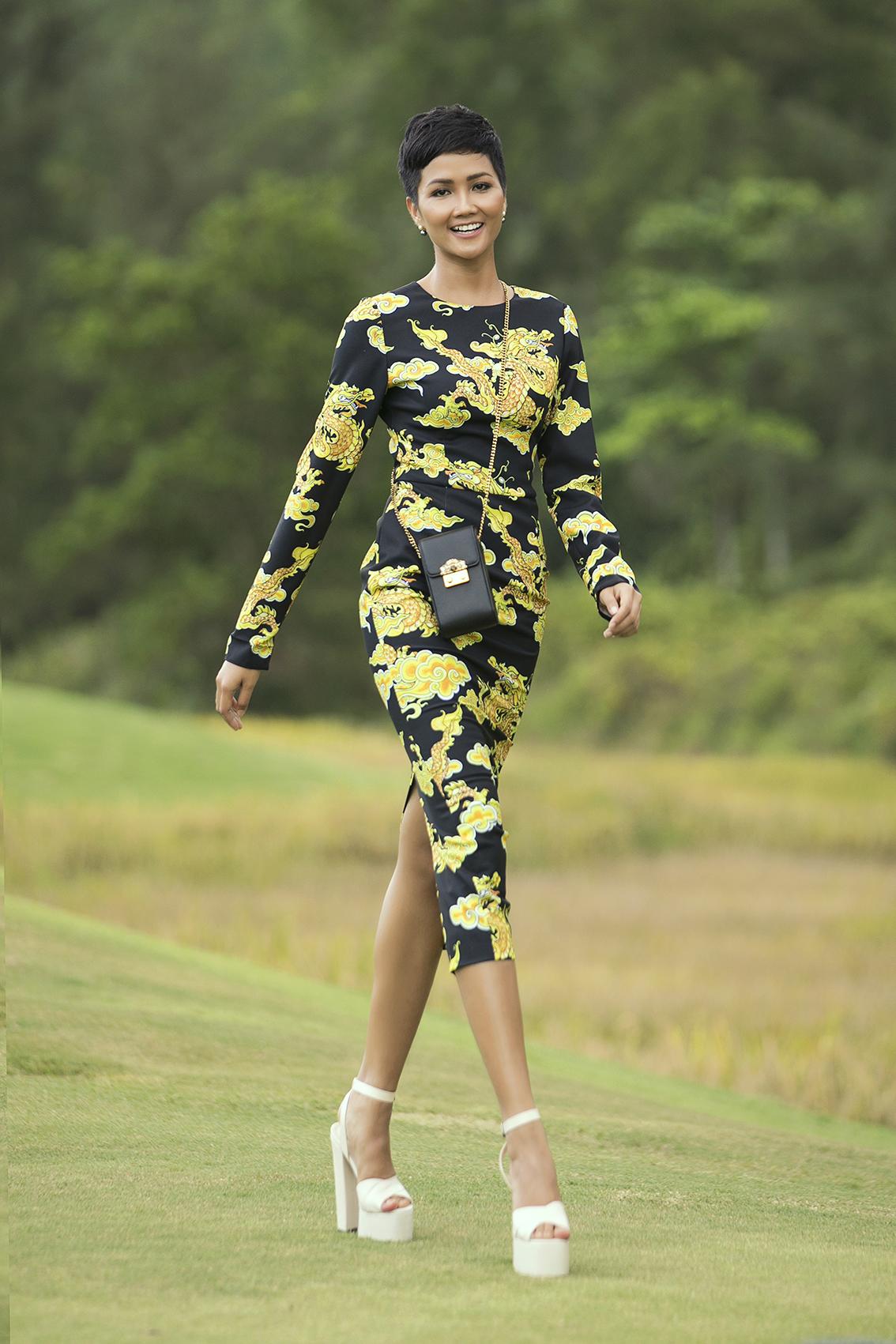 Miss Universe 2018 Updates >> •MISS UNIVERSE VIETNAM 2018 H'HEN NIÊ - Official Thread