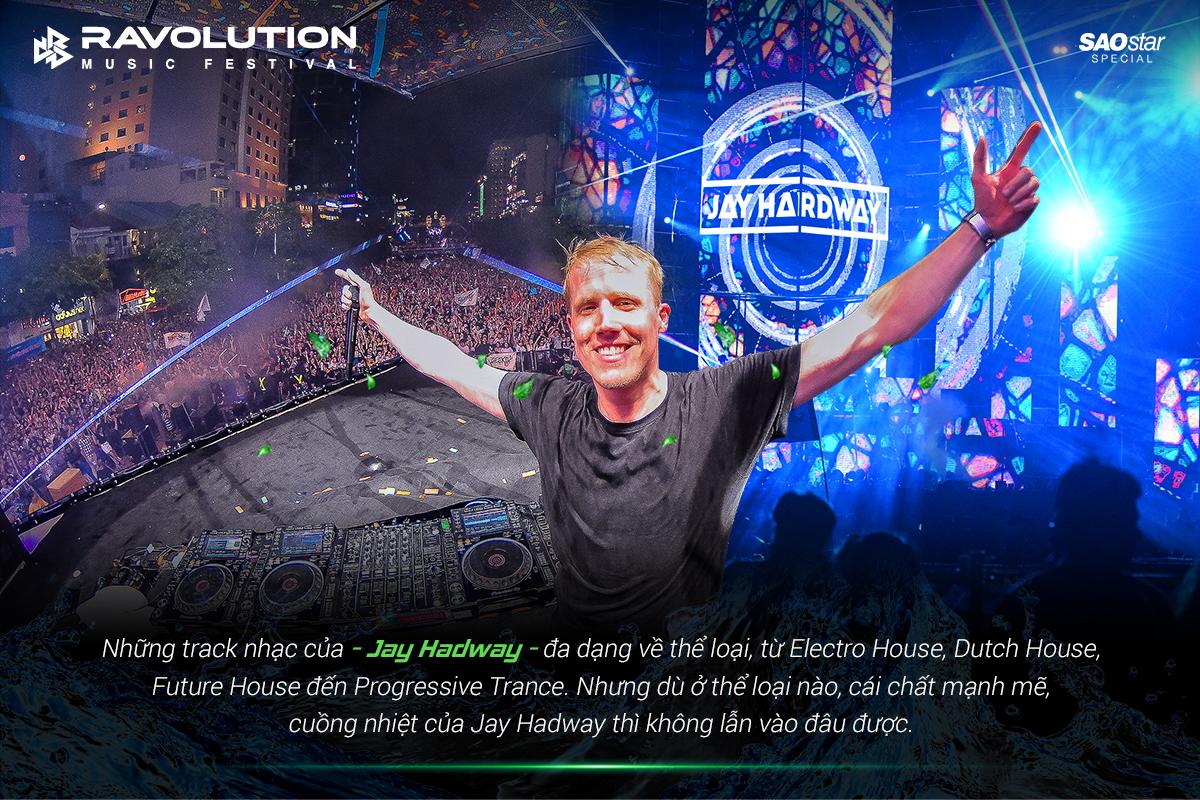 3 DJ đỉnh nhất thế giới làm 40.000 khán giả Sài Gòn phấn khích tột độ