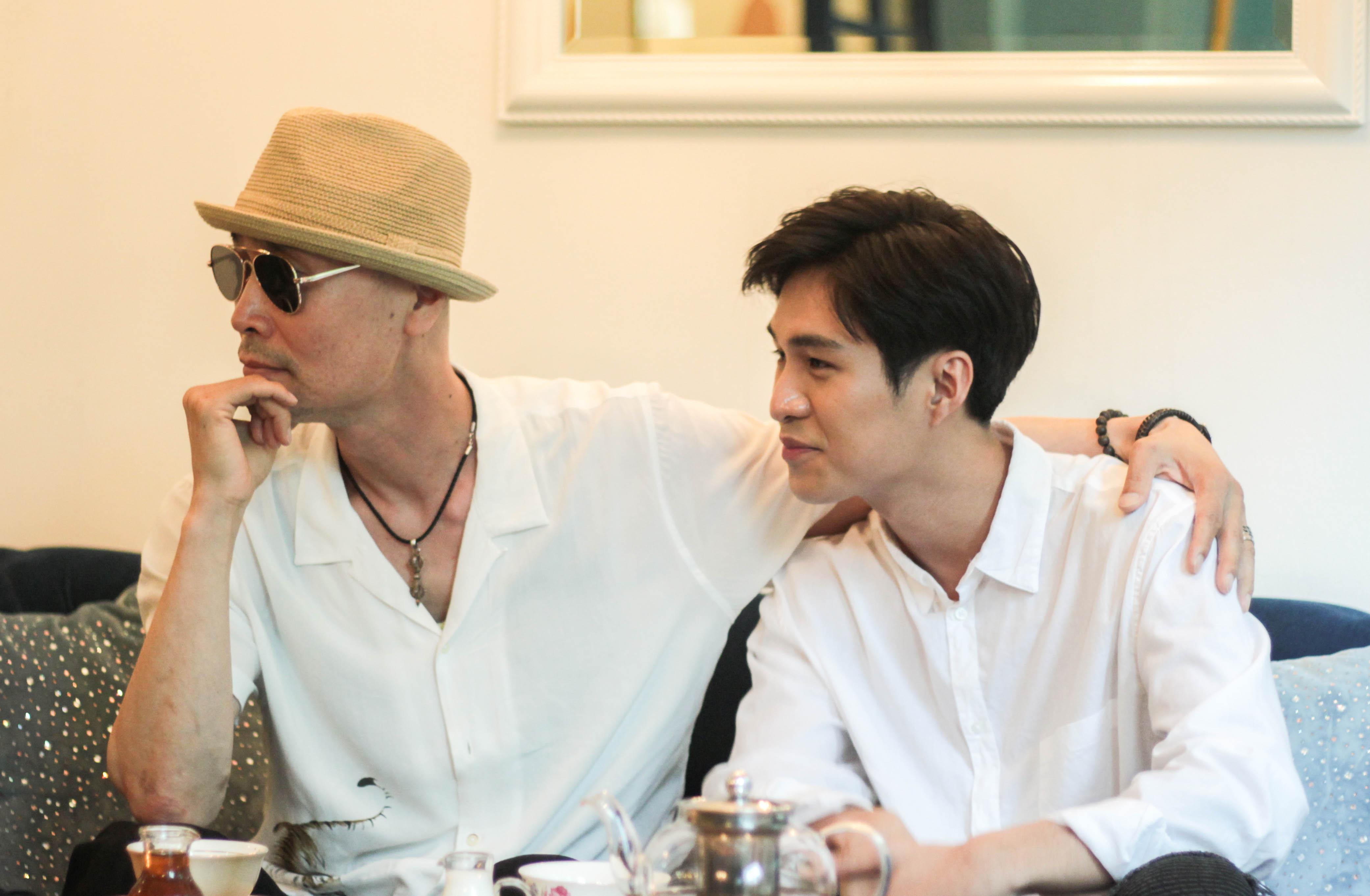 Duyên kỳ ngộ giữa diễn viên gạo cội Hàn Quốc Lee Jae Yong và 'nam thần học đường' Đỗ Nhật Trường