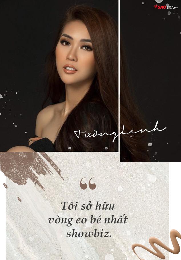 Á quân The Face 2017 Tường Linh: Hoa hậu không thể đi lấy một anh đạp xích lô!