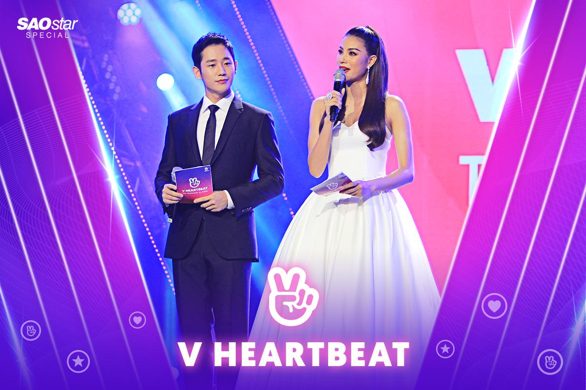 V HEARTBEAT: Cánh cổng âm nhạc vươn tầm châu Á, cùng Vpop đến đúng vị thế và đẳng cấp của mình