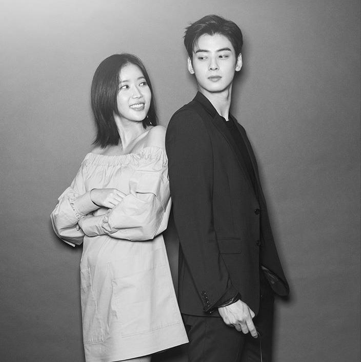 Cha Eun Woo Lim Soo Hyang Kwak Dong Yeon More Attend: Cha Eun Woo (ASTRO) Và Lim Soo Hyang Siêu đáng Yêu Trong