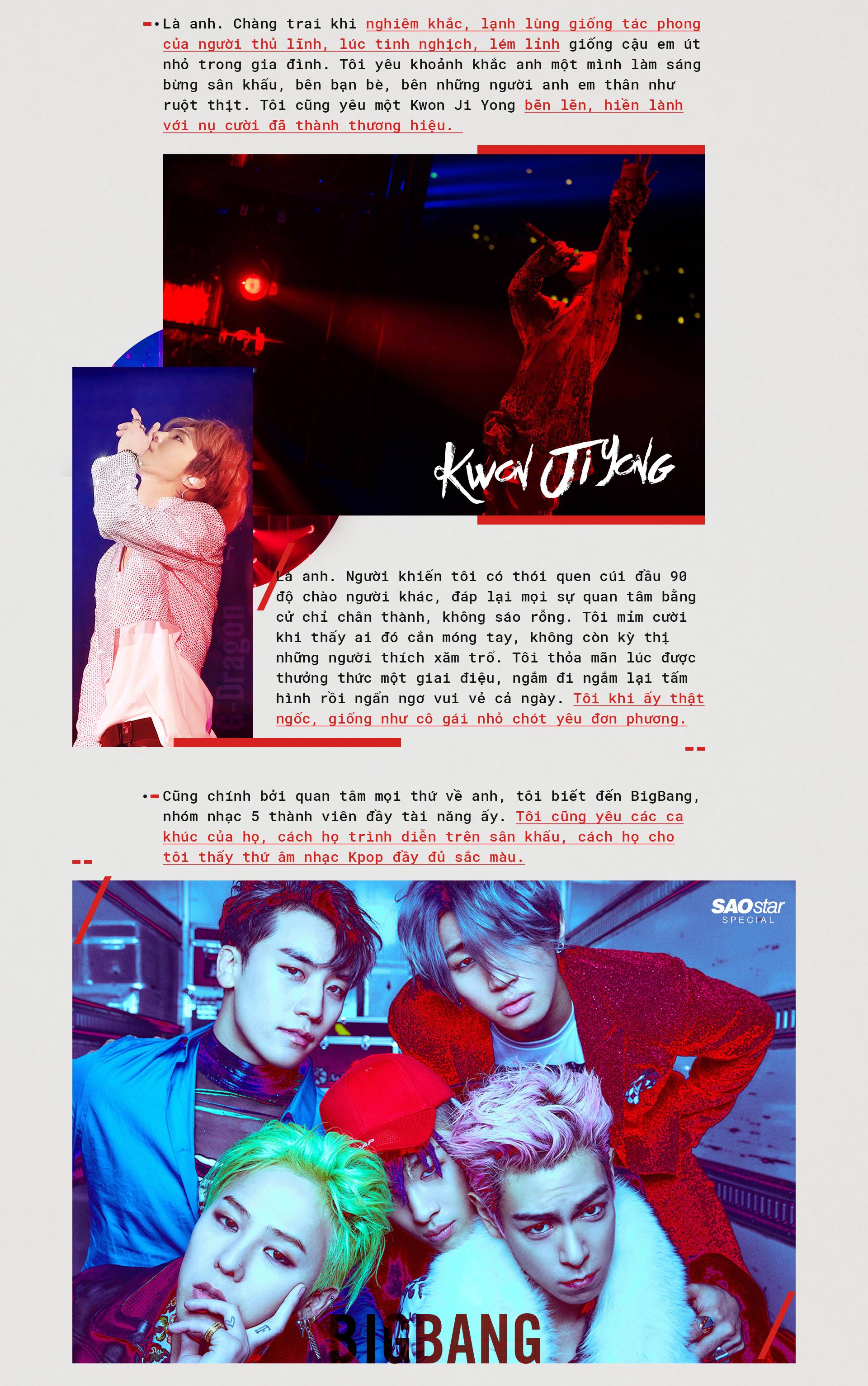 Kwon Ji Yong - Thanh xuân của tôi đã mang tên một chàng trai lạ kỳ