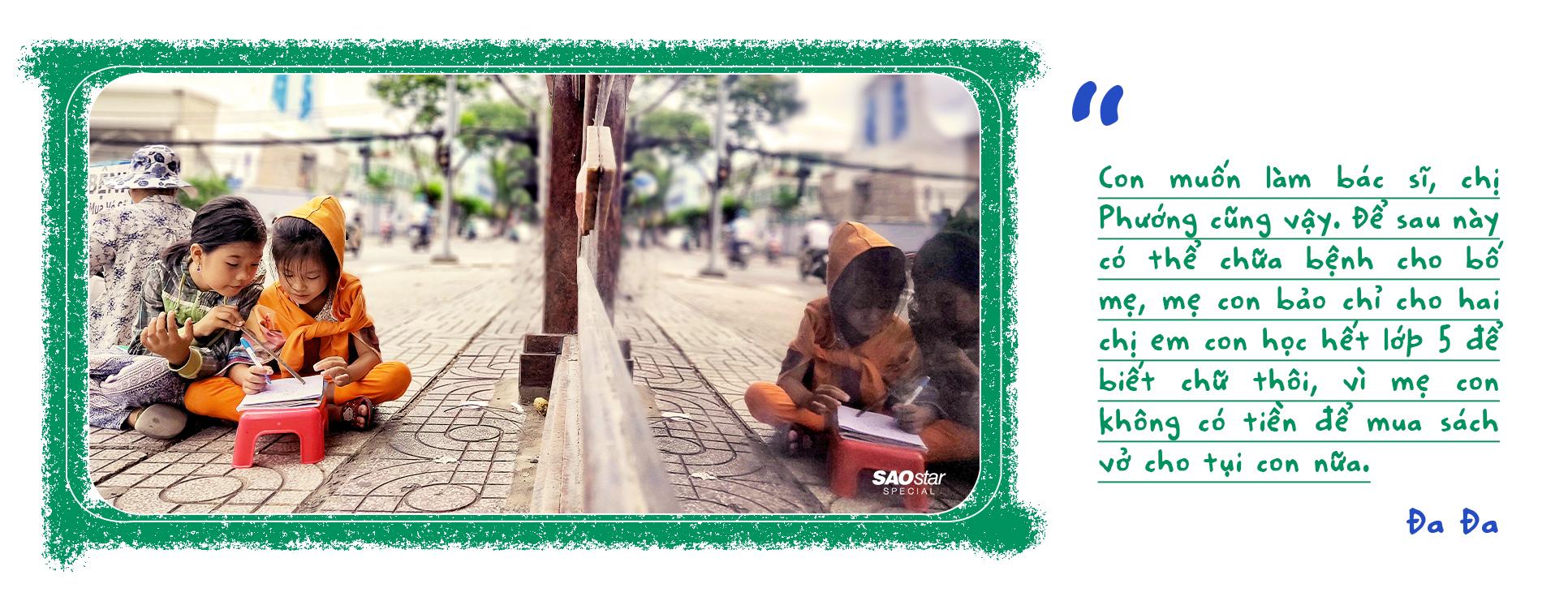 Bài học đầu đời bên vệ đường