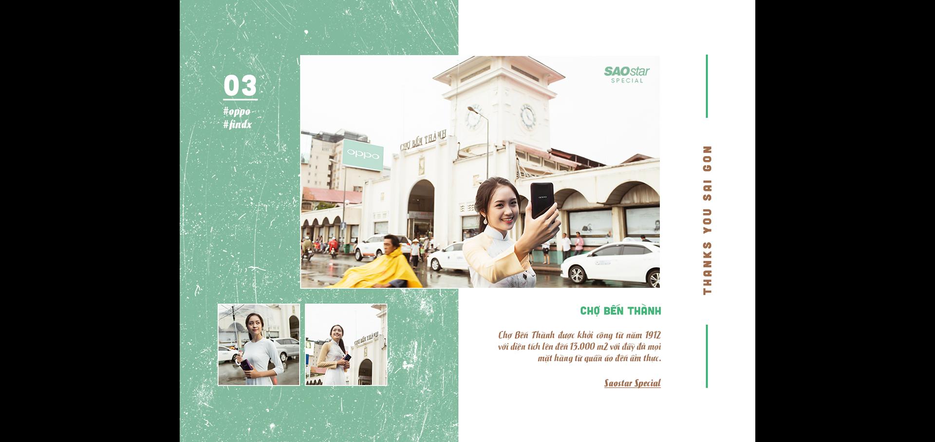 Cảm ơn Sài Gòn - Vẻ đẹp bất biến của thời gian