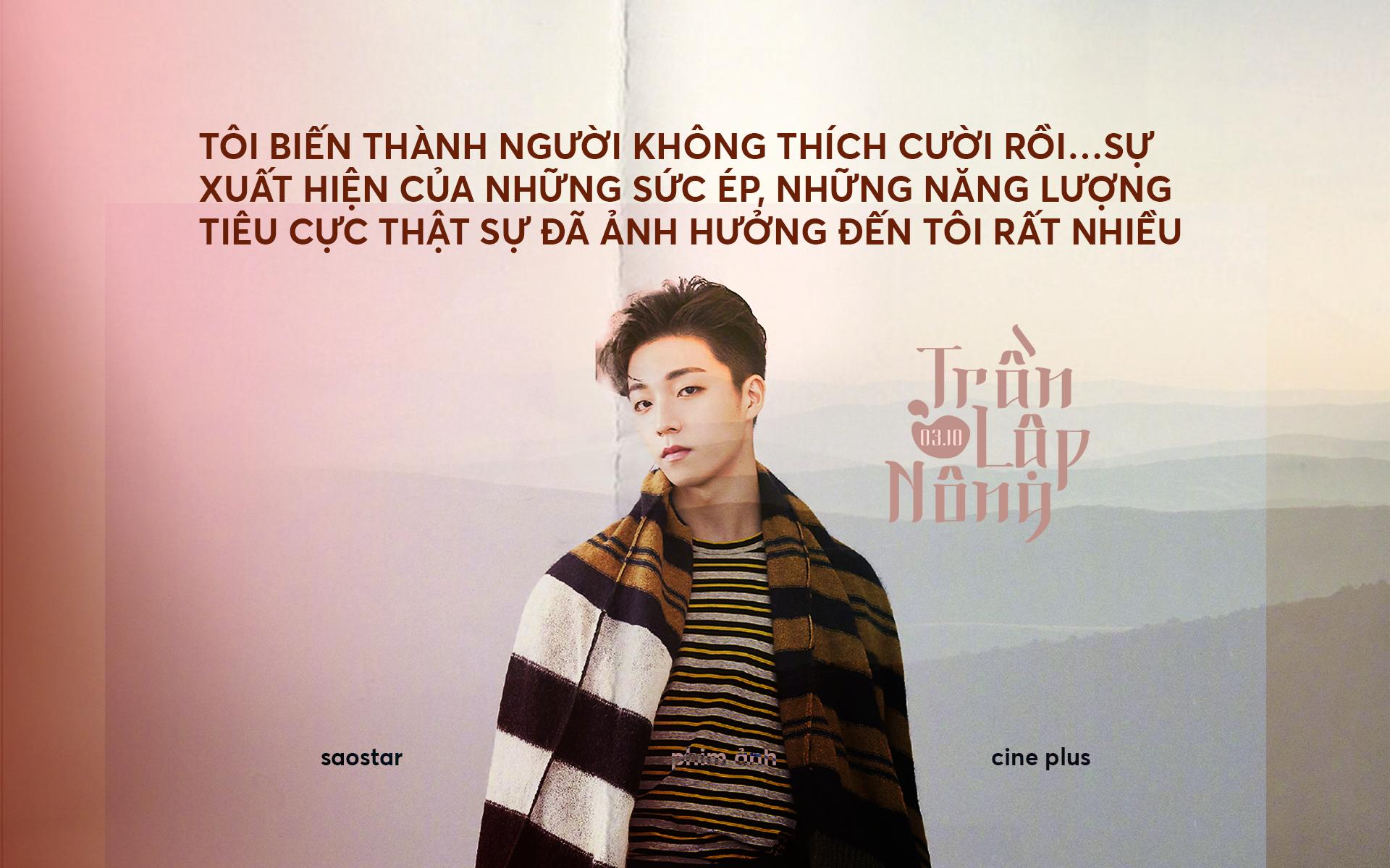 Trần Lập Nông - Chàng hoàng tử mới của Hoa ngữ