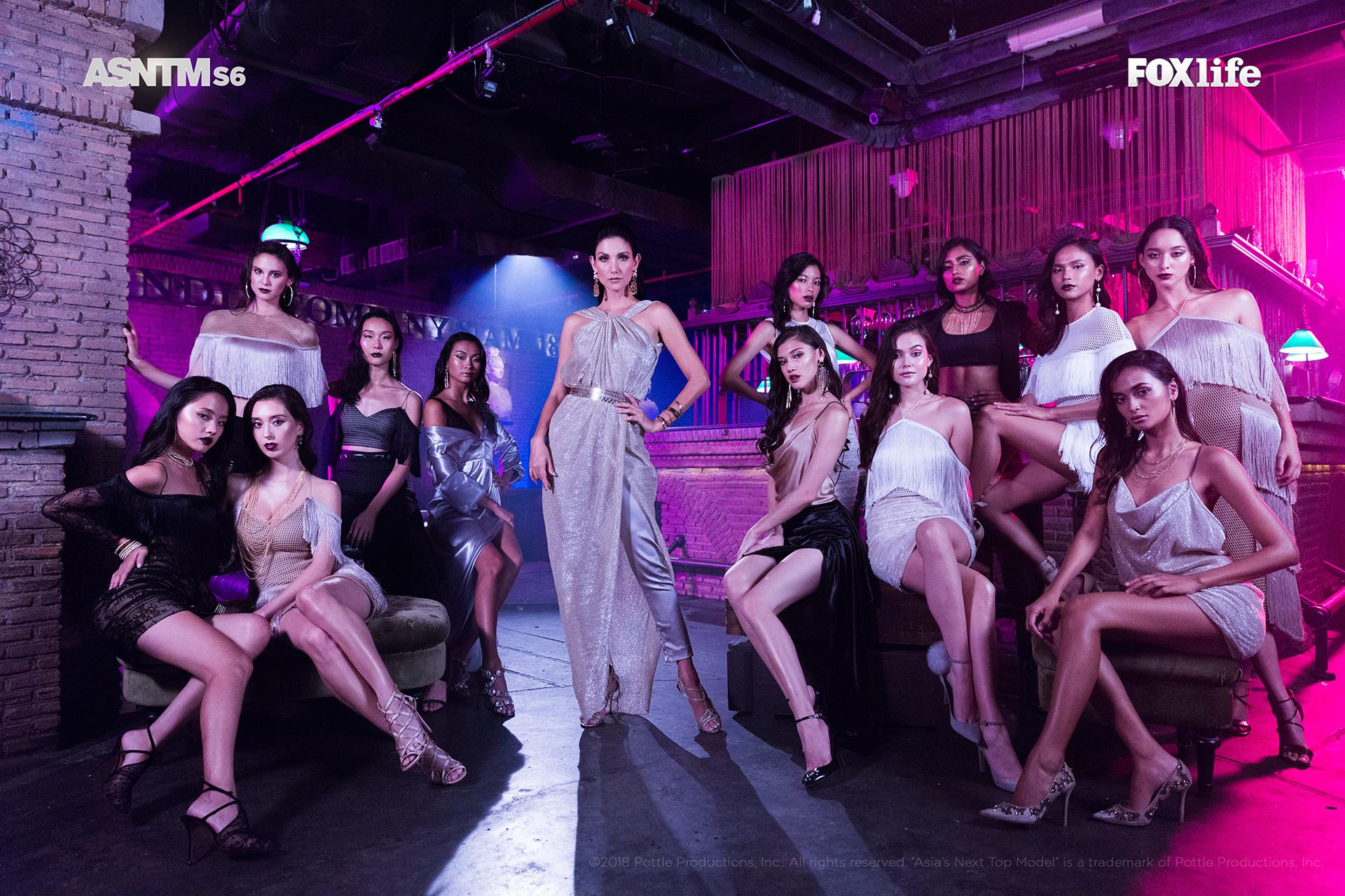 Asia's Next Top Model 6: Gay cấn, cuốn hút và sẽ vượt qua giới hạn thành công?