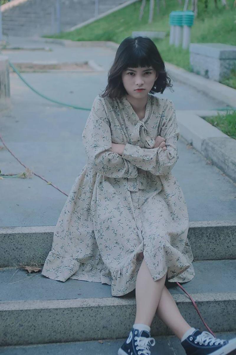 Vẻ xinh đẹp hồn nhiên, cá tính của nữ sinh Đà Nẵng sau khi cắt