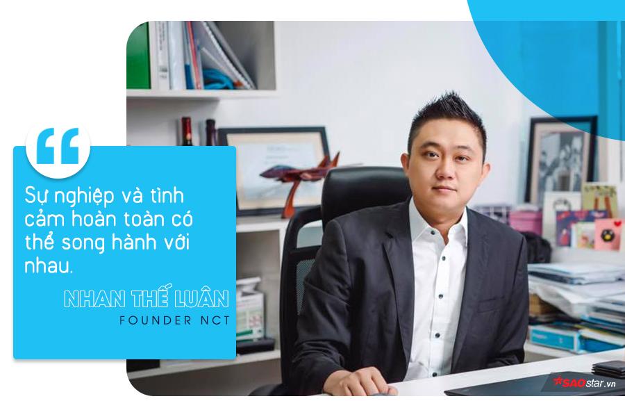 Founder NCT: 'Đối với startup, nghèo là một lợi thế'