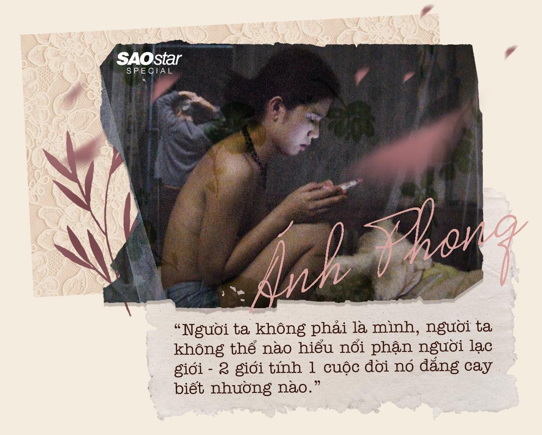 Chuyện tình chất chứa bao buồn tủi của hoa khôi chuyển giới Ánh Phong: 'Vì mình không thể sinh con nên người ta phải đi tìm người khác để có con nối dõi!'