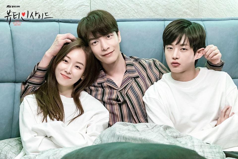 The Beauty Inside Trước khi kết thúc, ngắm qua ảnh hậu trường của Lee Min Ki - Seo Hyun ...