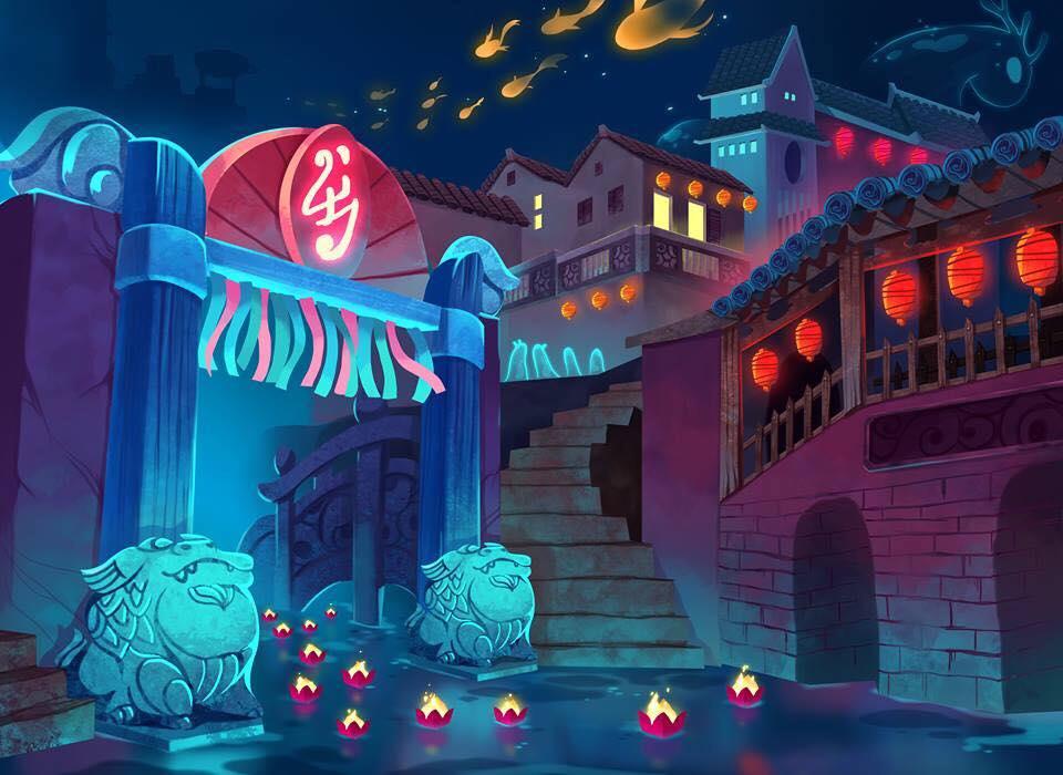 Hành trình nhân quả Phim hoạt hình thuần Việt đầu tiên ra rạp với đề tài tâm linh huyền bí