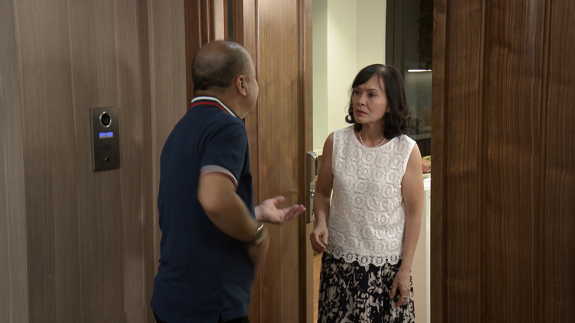 Mẹ ơi, bố đâu rồi? tập 6: Cả gia đình tá hỏa khi biết tin Quỳnh Kool đem ảnh ...