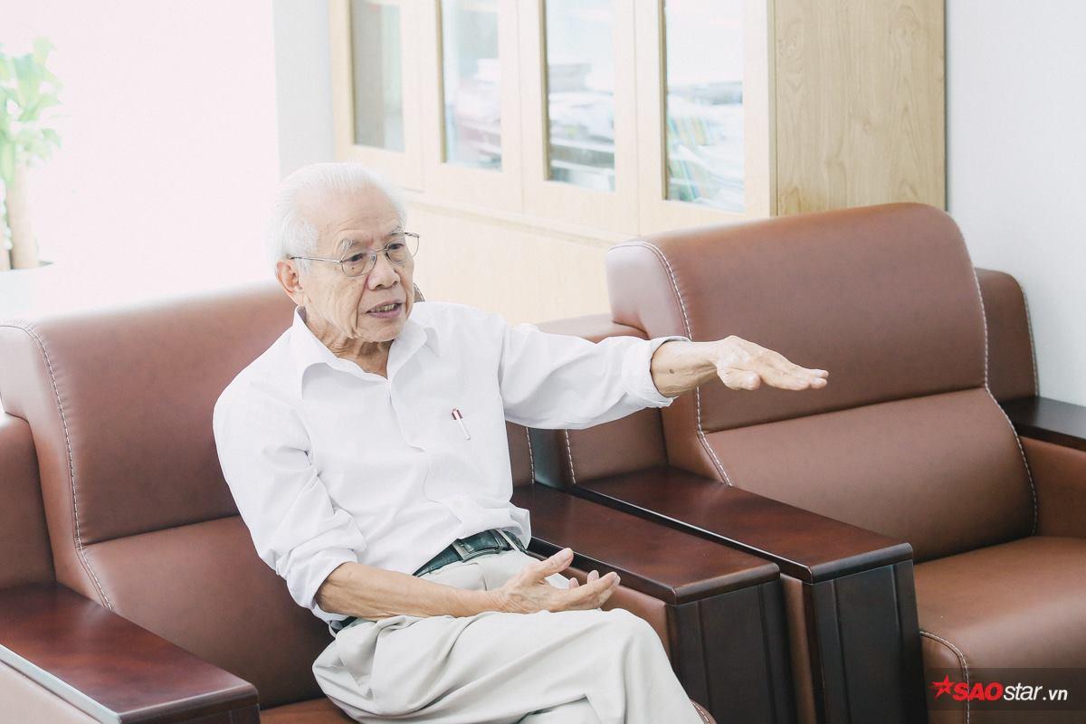 GS Hồ Ngọc Đại: 'Tôi muốn gửi đến trò câu hỏi: Thầy làm thế đã đúng chưa?'