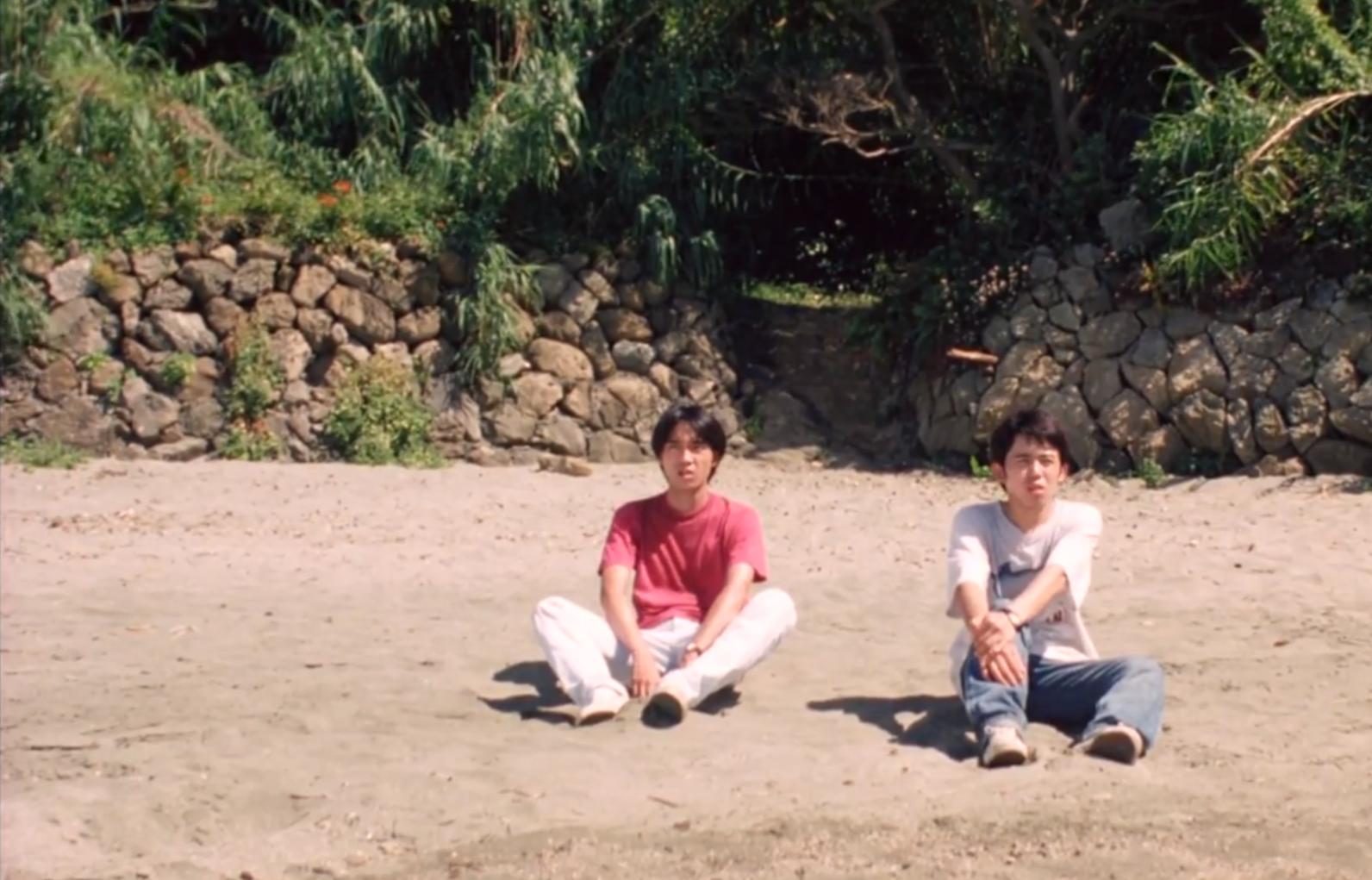 Phim Nhật Like Grains Of Sand Tình yêu đồng tính thơ ngây của tuổi học trò