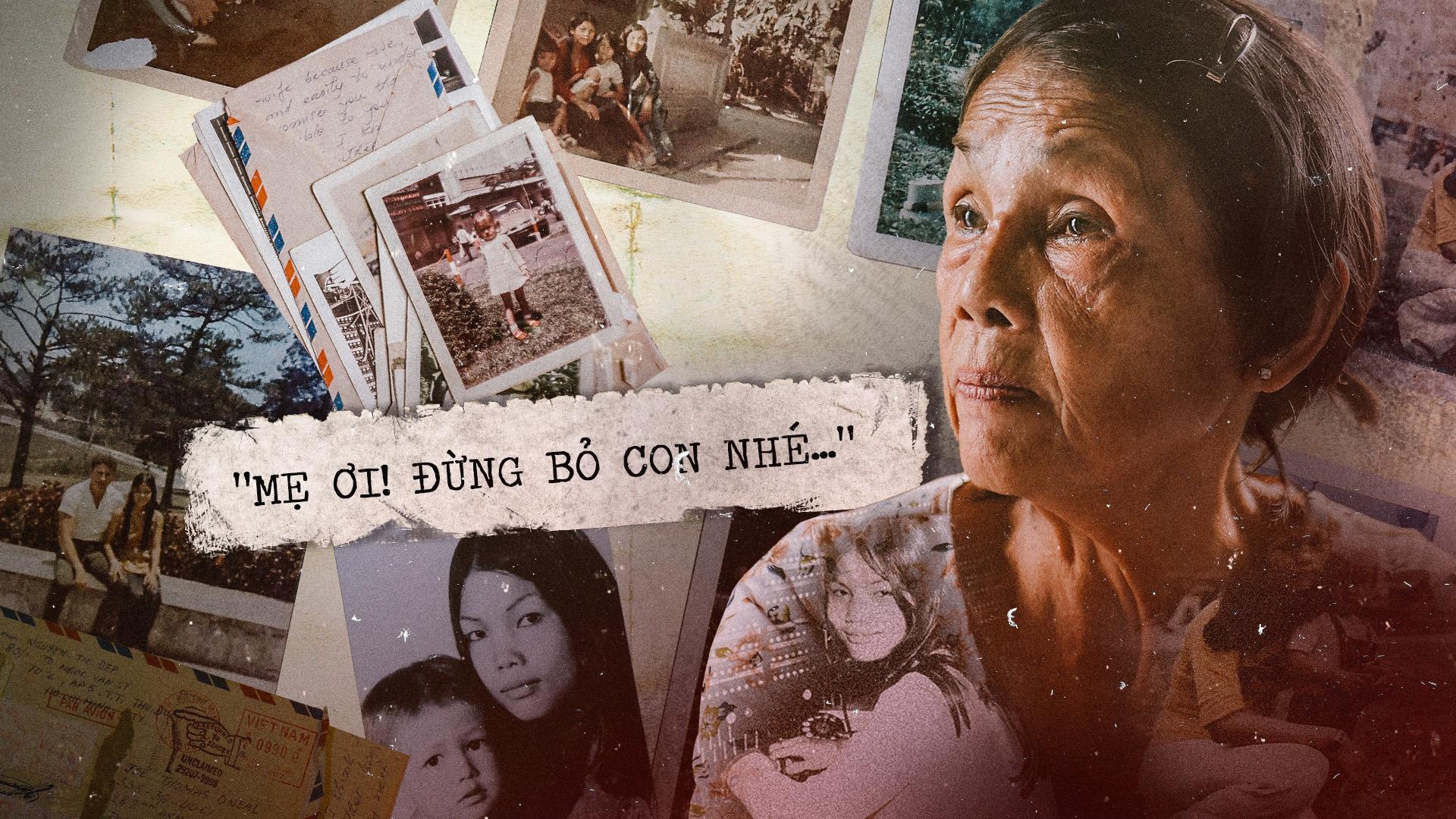 Người mẹ tìm lại con sau 50 năm cách nửa vòng trái đất