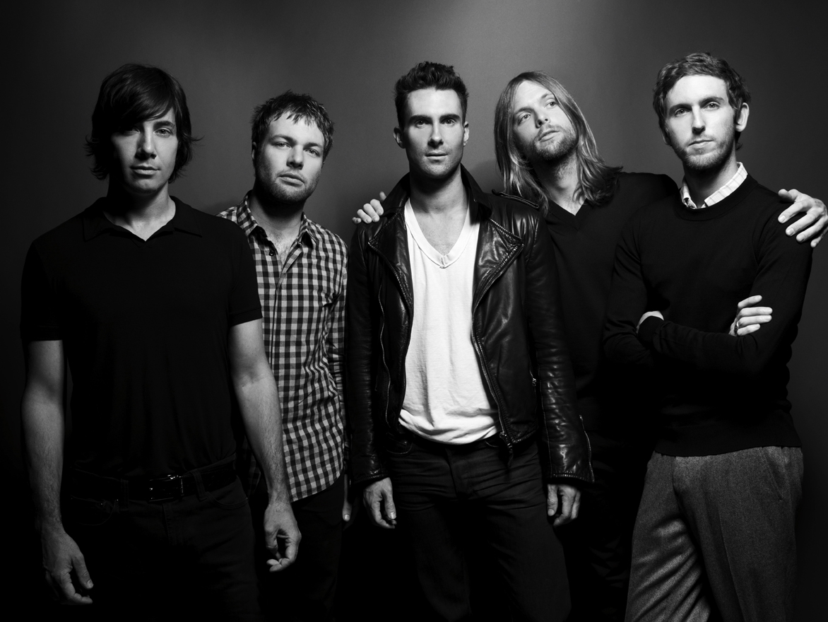maroon five da