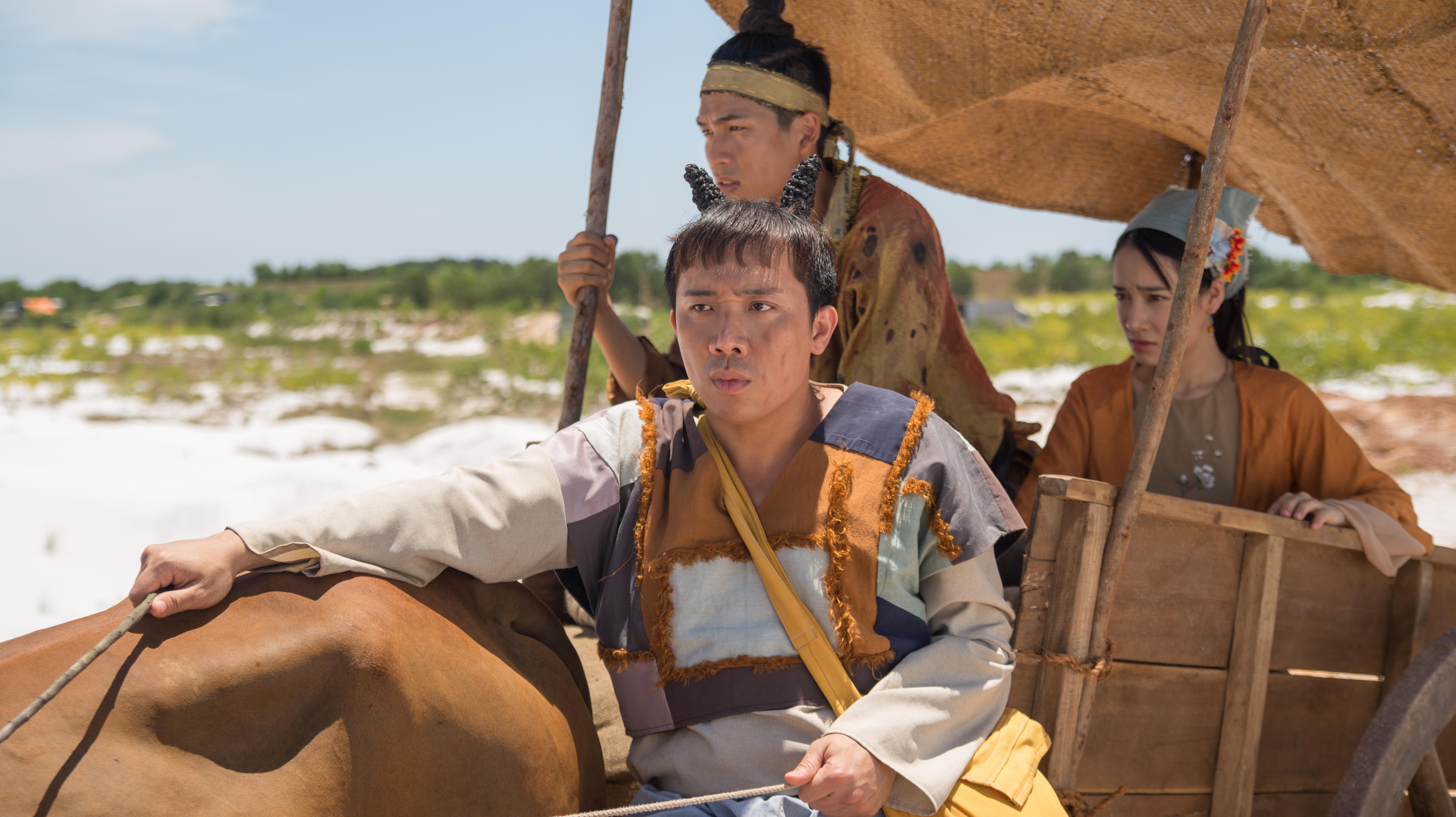 Trấn Thành nhận lời thủ vai nam phụ trong phim hài Tết Trạng Quỳnh.