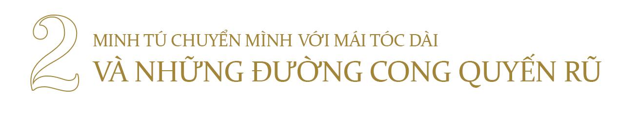 Minh Tú: Hành trình gai góc từ cô người mẫu gầy gò đến nàng Hoa hậu quyến rũ