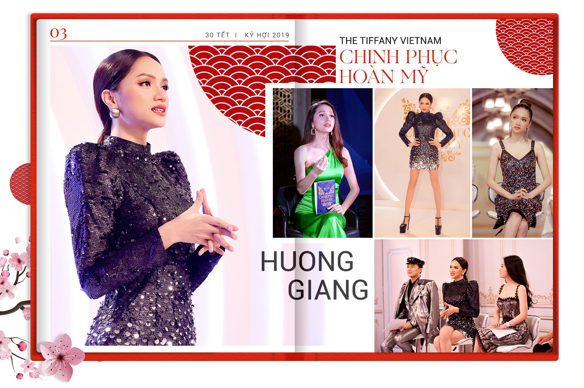 REDbook Tết Kỷ Hợi - Ngôi sao 30 Tết: Hoa hậu Hương Giang