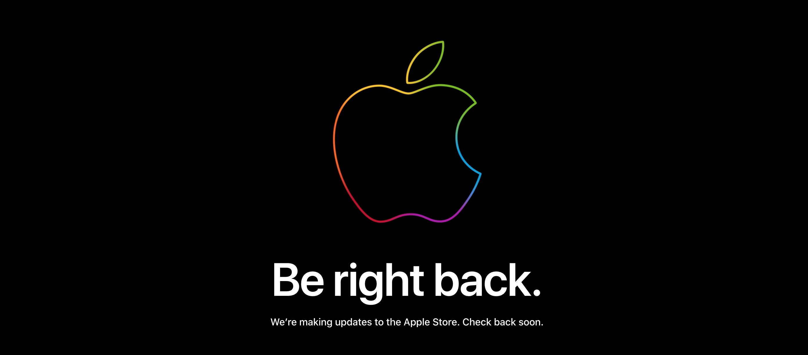 Apple thường chỉ đóng của Apple Store mỗi khi ra mắt sản phẩm mới.