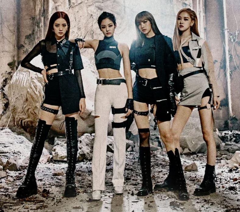 Blackpink Nghe Tải Album Blackpink: Girlgroup Bán Album Chạy Nhất Hanteo Ngày đầu
