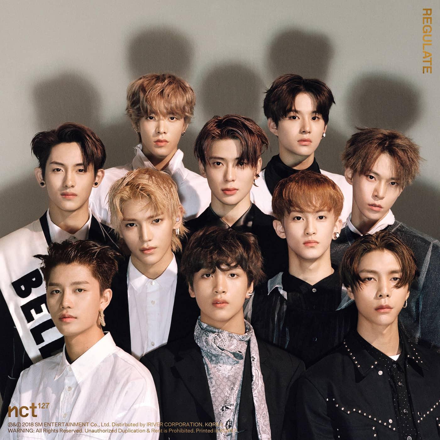 Nhóm Nhạc C'BOYS đạo Nhái EXO BTS NCT 127