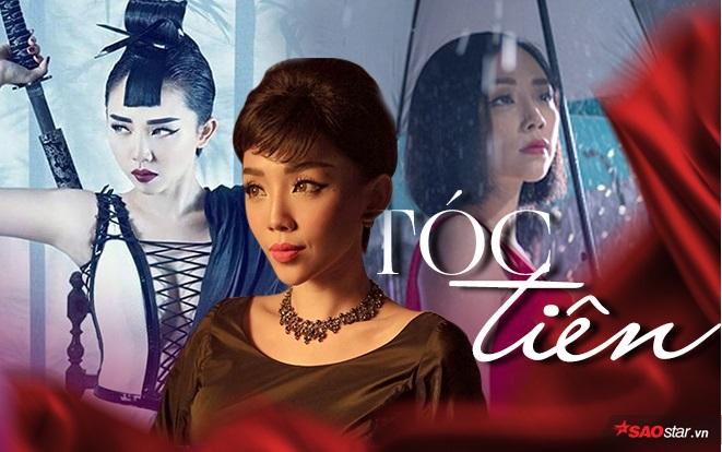 Những MV của Tóc Tiên: Từ biểu tượng gợi cảm của showbiz đến cô nàng dễ dàng lấy nước ...