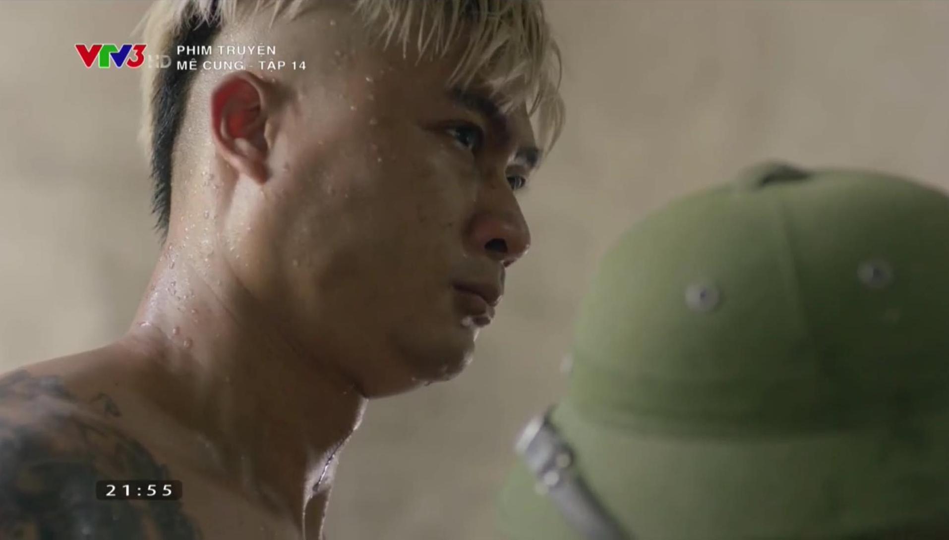 Tập 14 phim 'Mê Cung': Được cứu mạng, Cường Lâm không cảm kích mà dùng súng đe doạ Khánh?