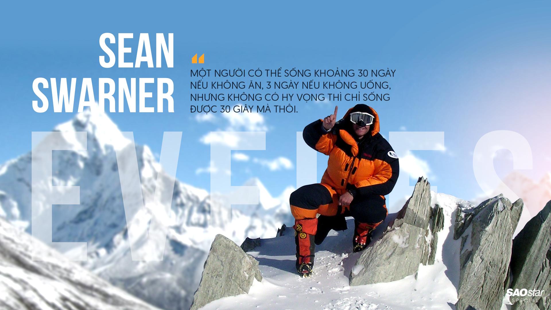 Nghị lực thép của người đàn ông sống sót sau 2 lần mắc ung thư, chinh phục Everest chỉ bằng 1 lá phổi