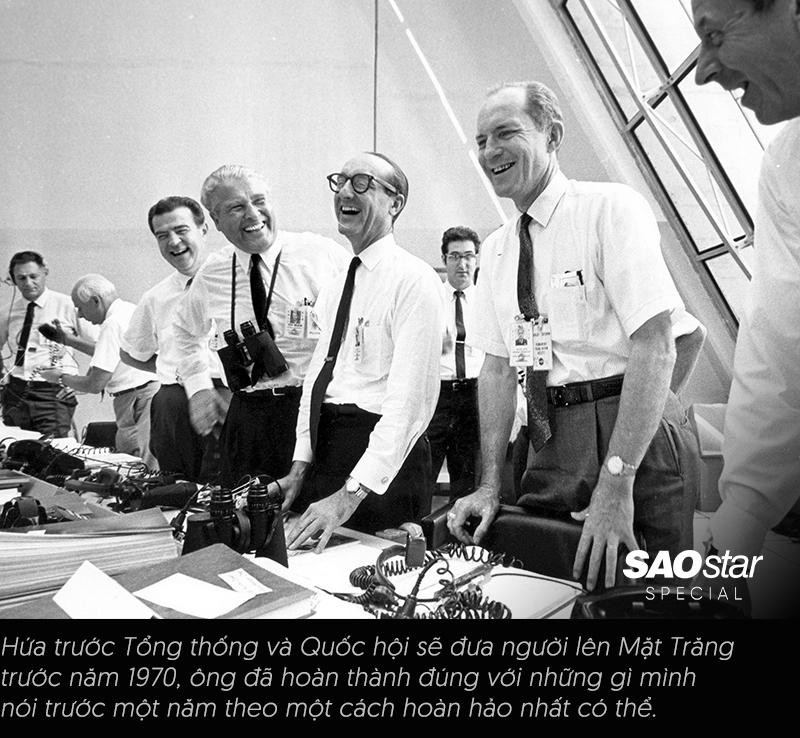 Những anh hùng thầm lặng phía sau cuộc đổ bộ lịch sử lên Mặt Trăng 50 năm trước