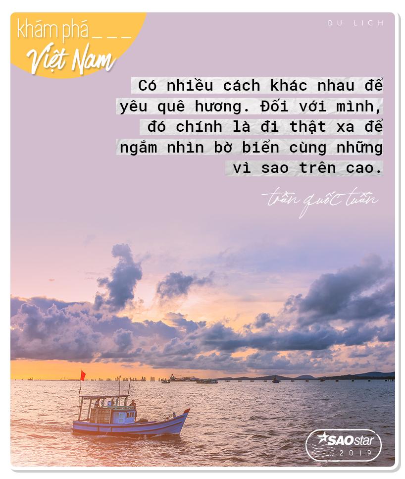 Nhật ký bụi đường của cậu bạn 18 tuổi bám bờ biển đi dọc Việt Nam