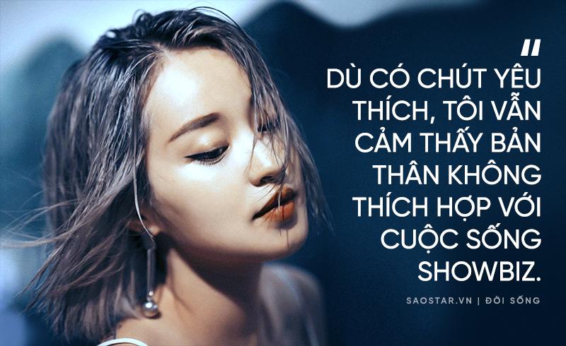 Hotgirl Mi Vân: 'Hàng hiệu và đại gia chẳng là gì với tôi cả'